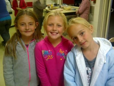 Monay, Clarise, Lauren